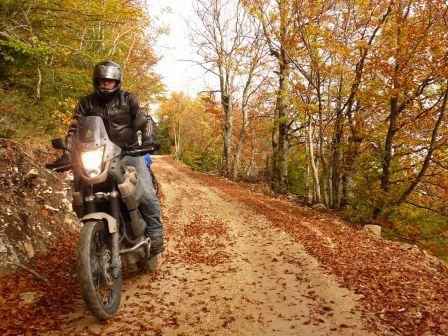 La Drôme en automne