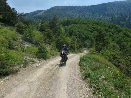 Les pistes de la Drôme en Ténéré